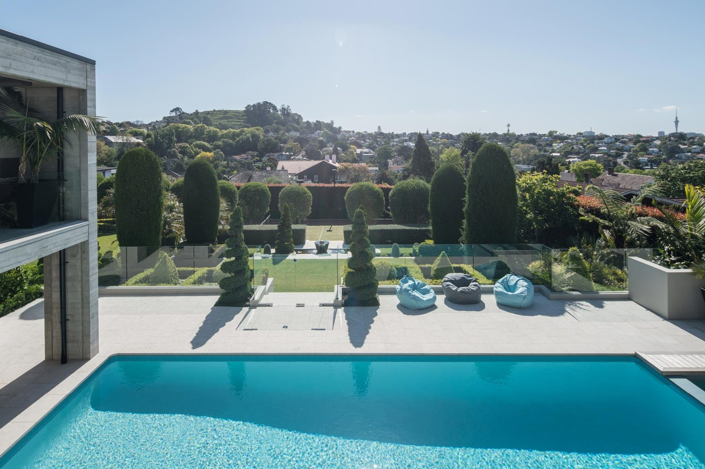 remuera house   sumich chaplin architects