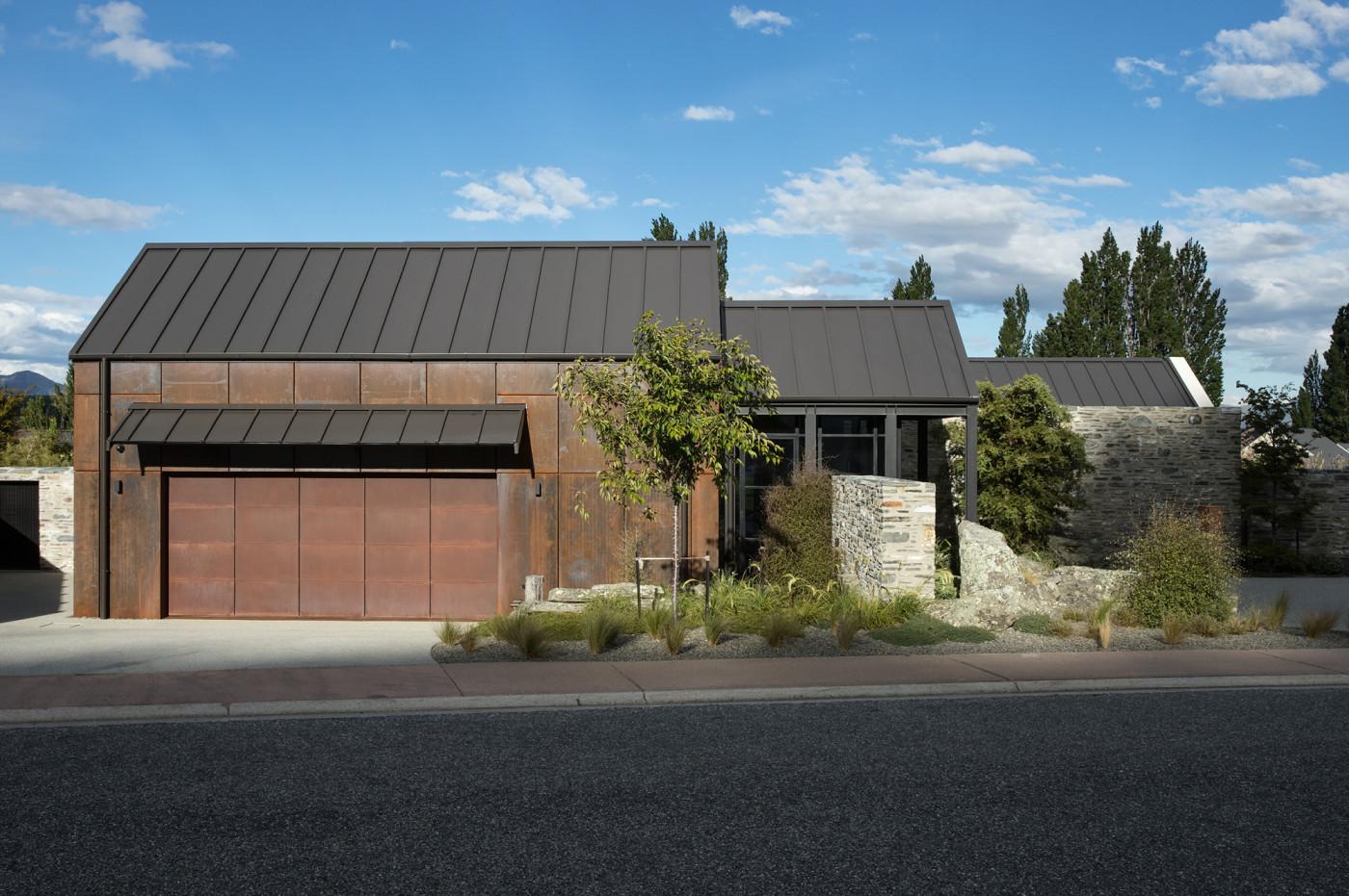 Bardon Wanaka Sumich Chaplin Architects