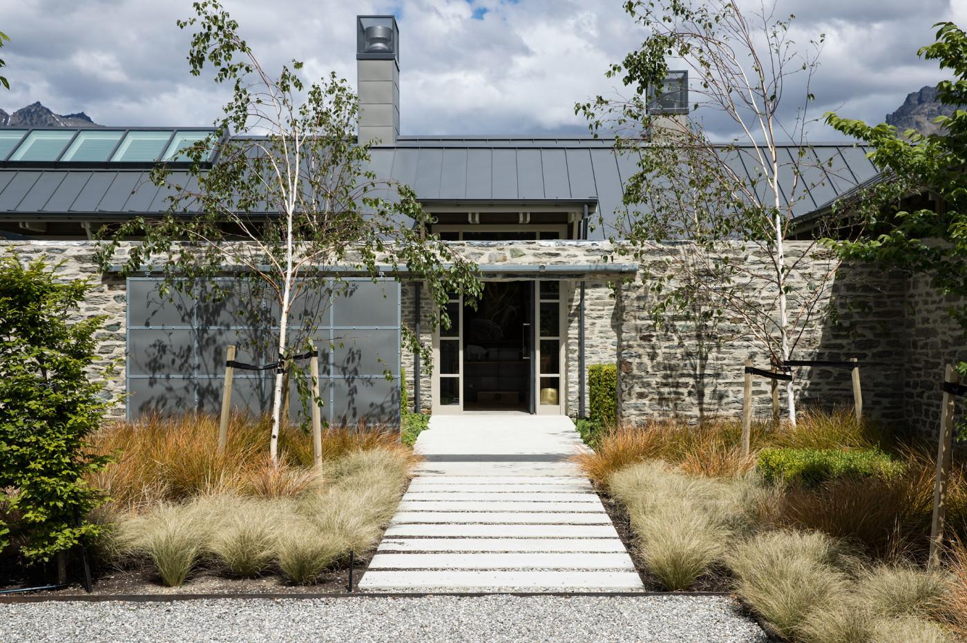 Closeburn House Sumich Chaplin Architects